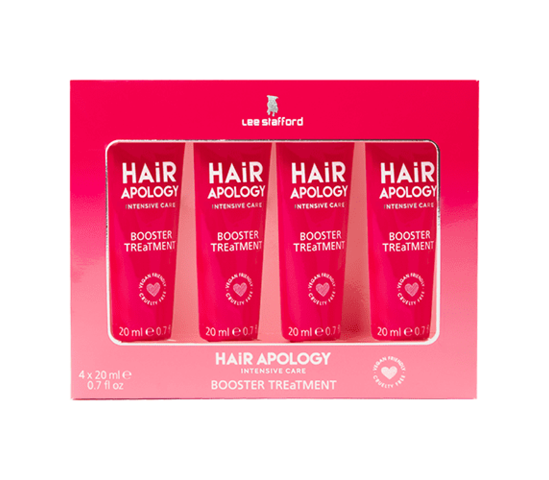 Lee Stafford Hair Apology Booster Treatment Masks