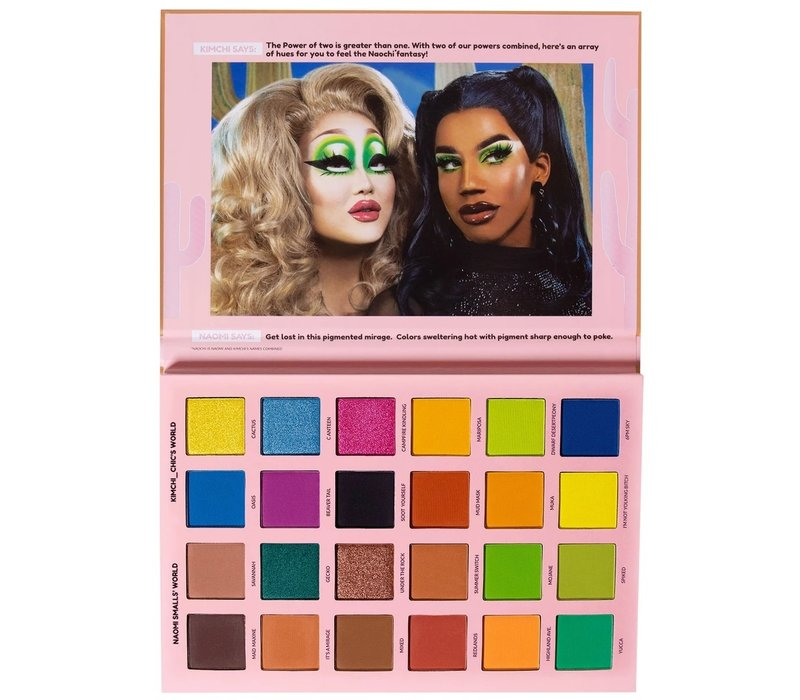 KimChi Chic Beauty Mad Maxine Soot Yourself Eyeshadow Palette