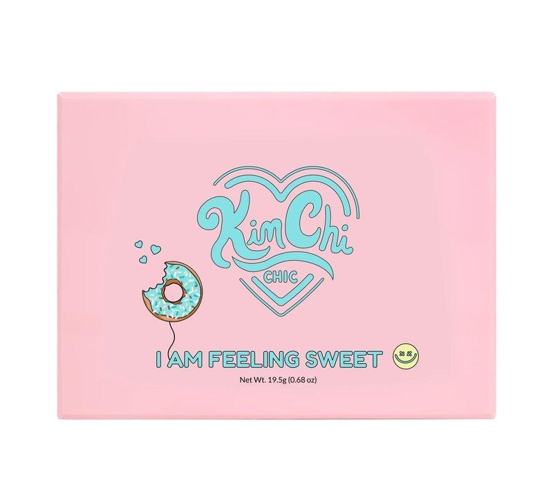 KimChi Chic Beauty I Am Feeling Sweet Eyeshadow Palette