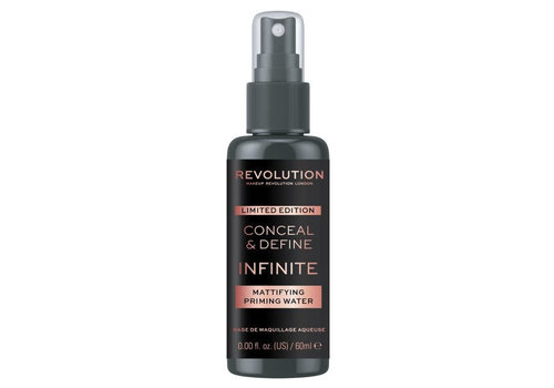 Makeup Revolution Limited Edition Mattifying Priming Water