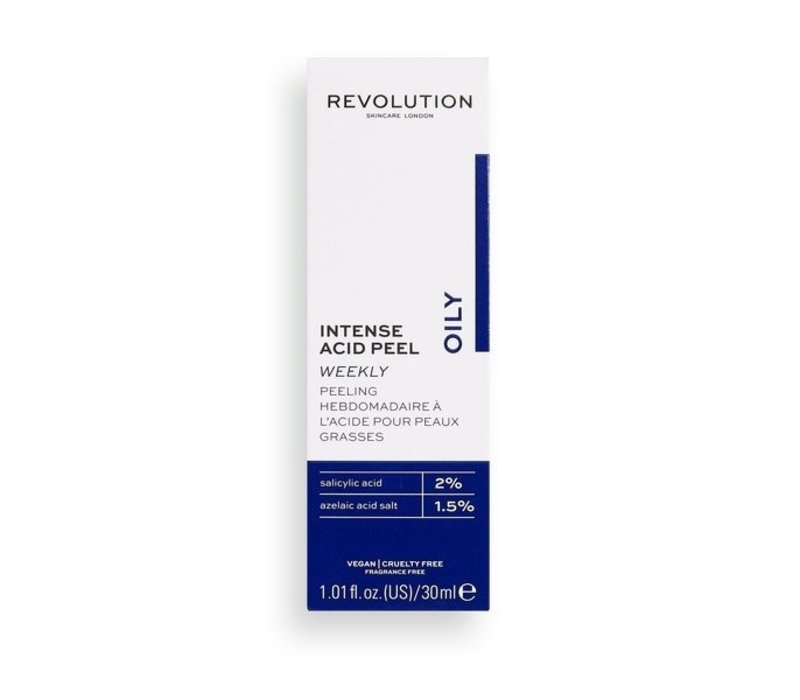 Revolution Skincare Oily Skin Intense Peeling Solution