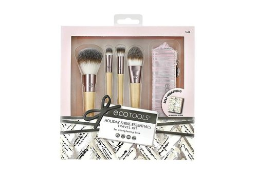 Ecotools Holiday Shine Travel Kit