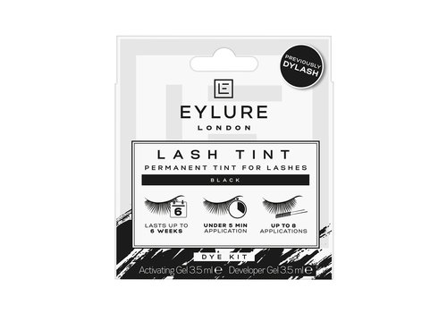 Eylure Lash Tint Black Dye Kit