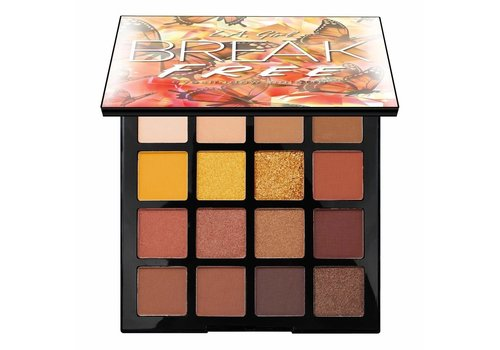 LA Girl Break Free Eyeshadow Palette Be You