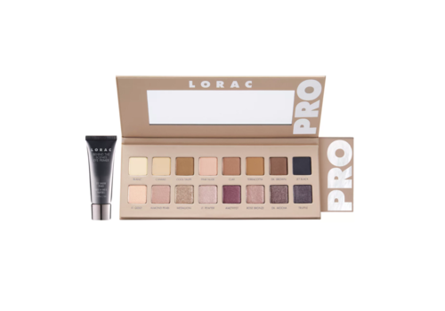 Lorac Pro Eyeshadow Palette 3 With Mini Eye Primer
