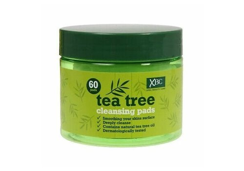 XBC Tea Tree Cleansing Pads