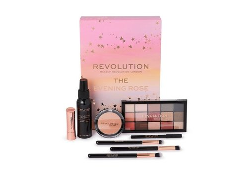 Makeup Revolution The Evening Rose Gift Set