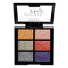 NYX Professional Makeup NYX Professional Makeup Foil Play Pigment Palette Magnetic Pull