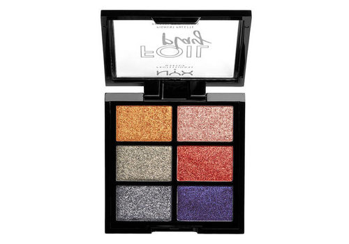 NYX Professional Makeup Foil Play Pigment Palette Magnetic Pull