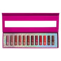 NYX Professional Makeup Diamonds & Ice, Please Matte Lipstick Vault