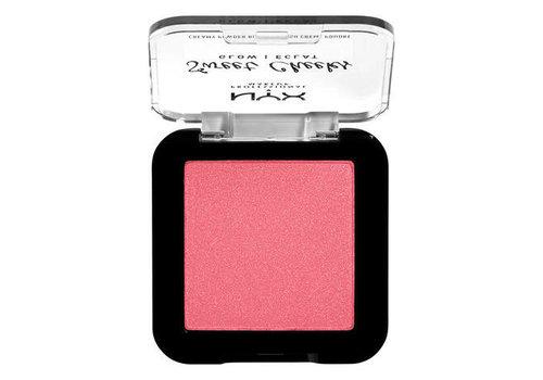 NYX Professional Makeup Sweet Cheeks Creamy Powder Blush Glow Blush Day Dream