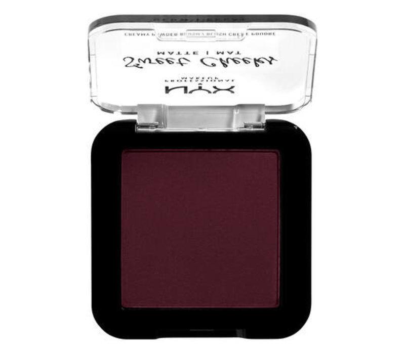 NYX Professional Makeup Sweet Cheeks Creamy Powder Blush Matte Blush Boom & Bloom