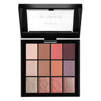 NYX Professional Makeup Ultimate Multi Finish Shadow Palette Sugar High