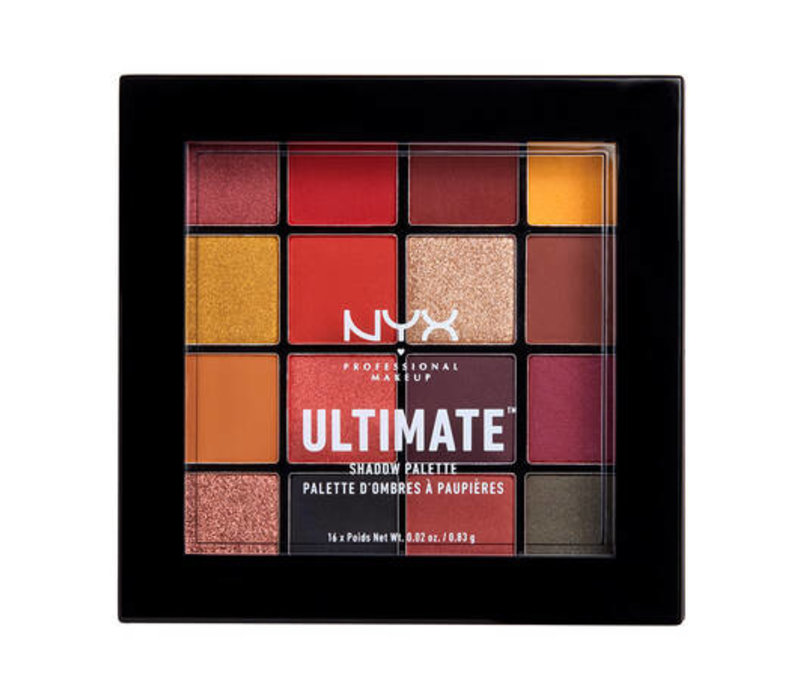 NYX Professional Makeup Ultimate Eyeshadow Palette Phoenix