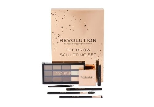 Makeup Revolution Brow The Archer Gift Set