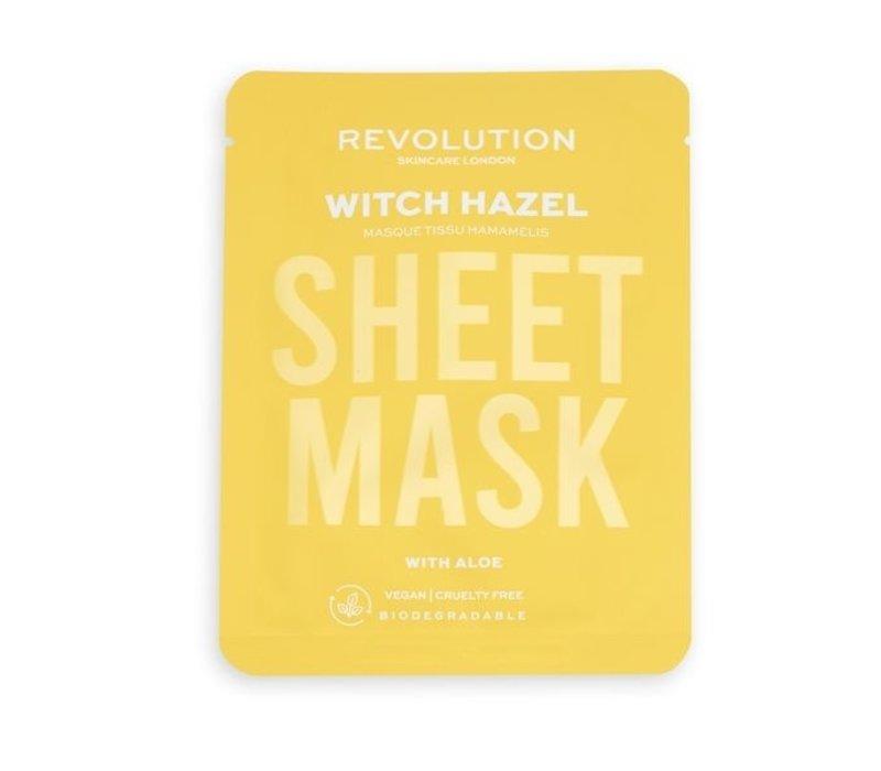 Revolution Skincare Biodegradable Blemish Prone Skin Sheet Mask