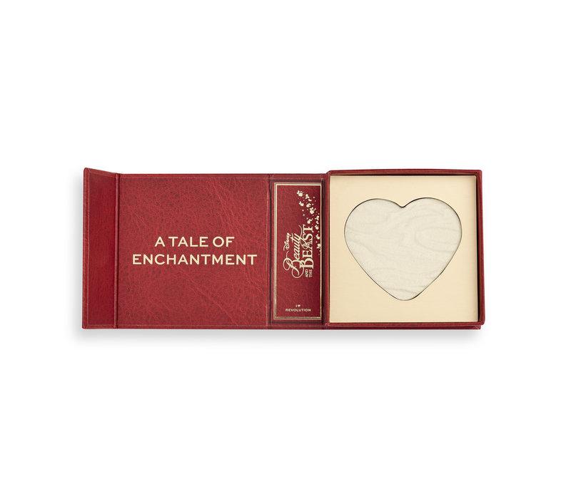 I Heart Revolution x Disney Storybook Heart Highlighter Belle