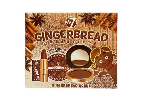 W7 Cosmetics Gingerbread Beauties Gift Set