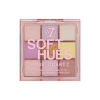 W7 Cosmetics Hues Pressed Pigment Eyeshadow Rose Quartz