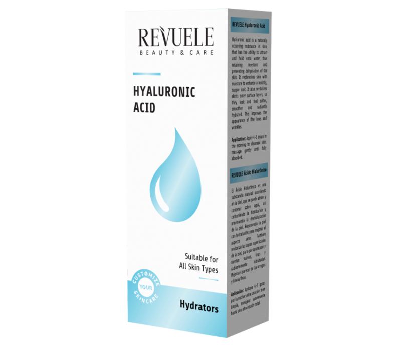 Revuele Hyaluronic Acid Hydrator