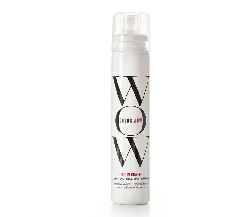 Color Wow Get in Shape Hairspray
