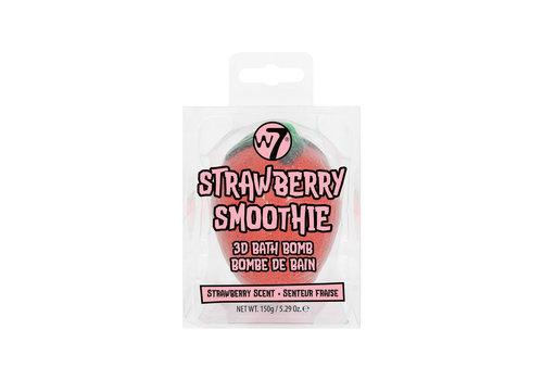 W7 Cosmetics Strawberry Smoothie Bath Bomb
