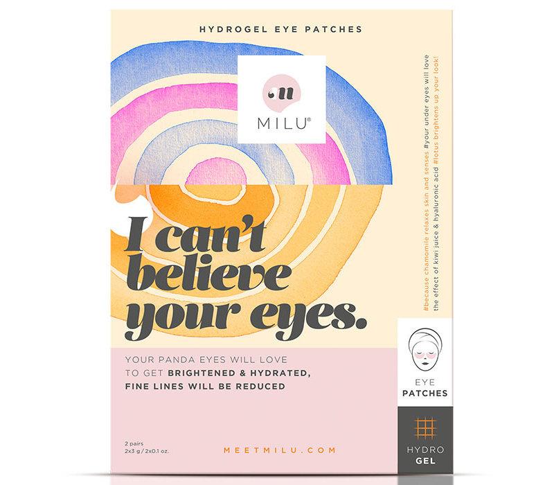 Milu Hydrogel Eye Patches