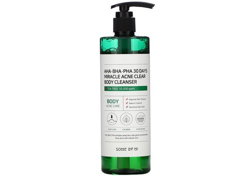 Some By Mi AHA BHA PHA 30 Days Miracle Acne Clear Body