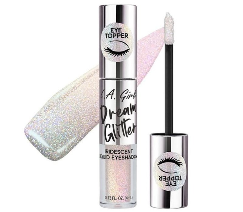LA Girl Dream Glitter Liquid Eyeshadow Iridescent Dream