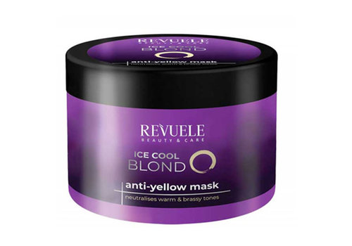 Revuele Ice Cool Blond Hair Mask