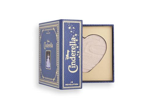 I Heart Revolution x Disney Storybook Heart Highlighter Cinderella