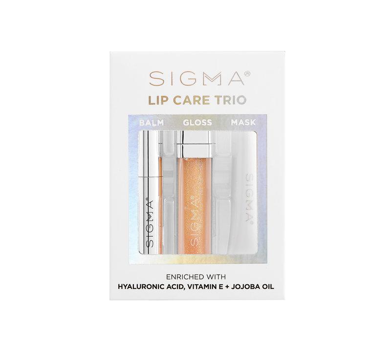 Sigma Lip Care Trio