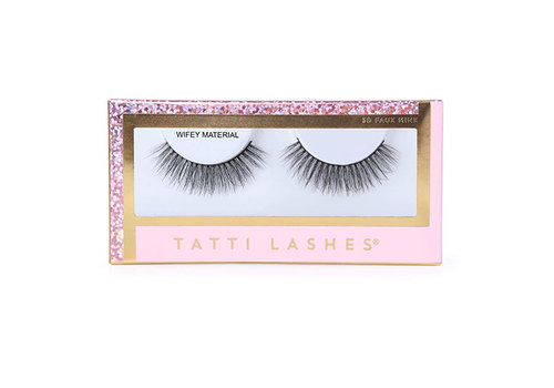 Tatti Lashes Faux Me Mink Wifey Material