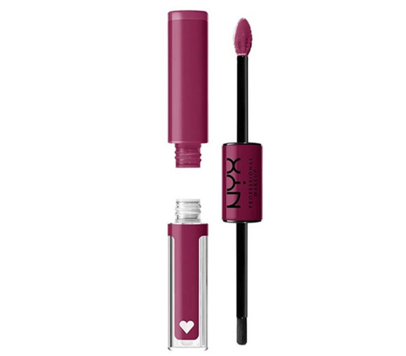 NYX Professional Makeup Shine Loud High Shine Lip Color In Charge