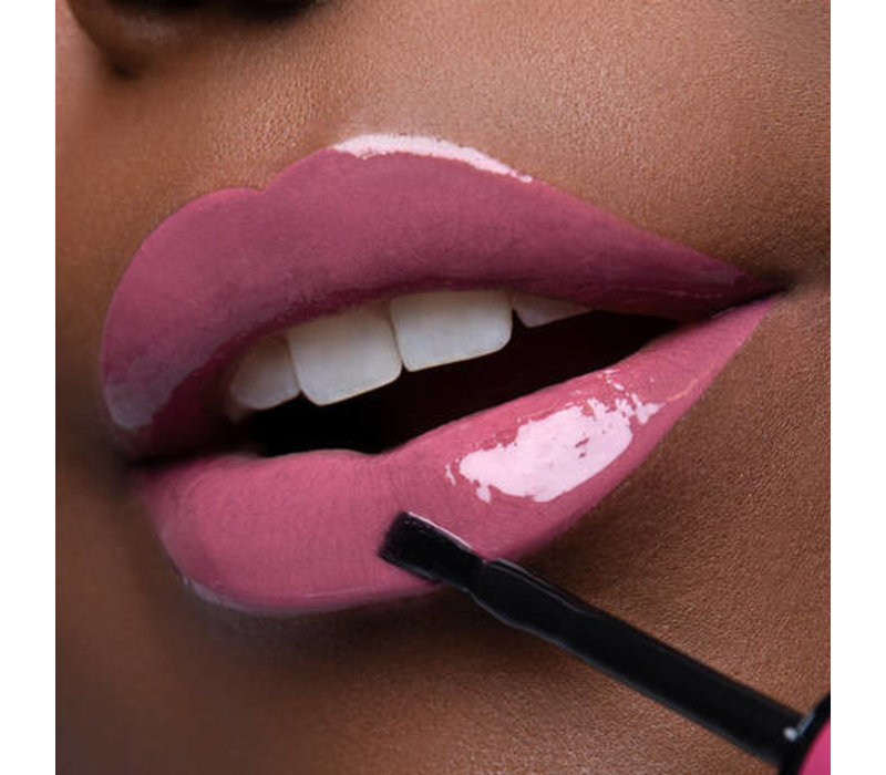 NYX Professional Makeup Shine Loud High Shine Lip Color Make It Work