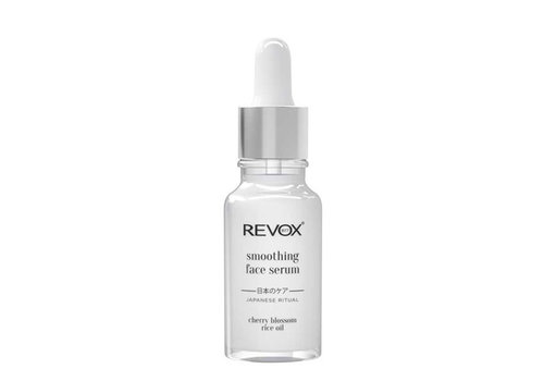 Revox Japanese Ritual Smoothing Face Serum