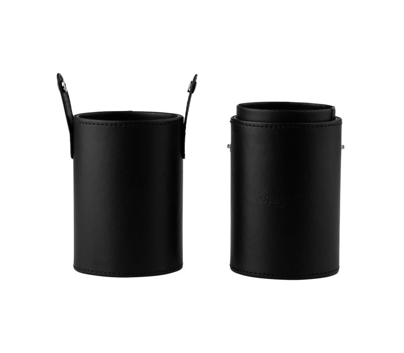 Boozyshop Brush Cup Holder Black