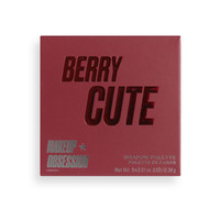 Makeup Obsession Berry Cute Shadow Palette