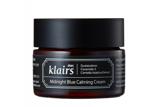 Dear Klairs Midnight Blue Calming Cream