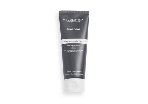 Revolution Skincare Charcoal Pure Gommage Peel