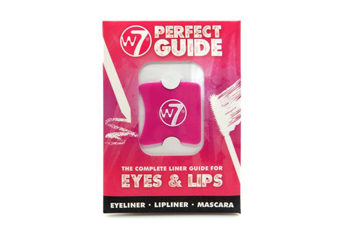 W7 Cosmetics Perfect Guide for Eyes & Lips