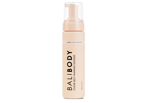 Bali Body Clear Self Tanning Water