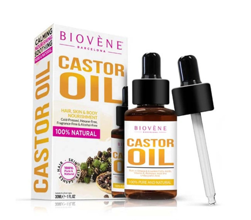 Biovène Natural Castor Oil
