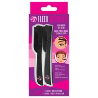 W7 Cosmetics Fleek Browzer Facial & Body Hair Razor