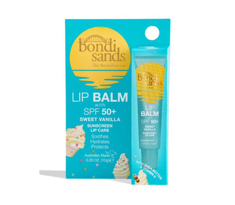 Bondi Sands Sunscreen Lip Balm SPF 50+ Sweet Vanilla