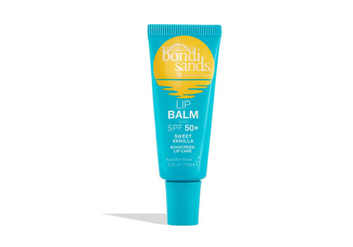 Bondi Sands Sunscreen Lip Balm SPF 50+ Sweet Vanilla