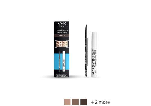 NYX Professional Makeup Micro Brow Essentials Set