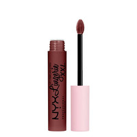 NYX Professional Makeup Lip Lingerie XXL Matte Liquid Lipstick Deep Mesh