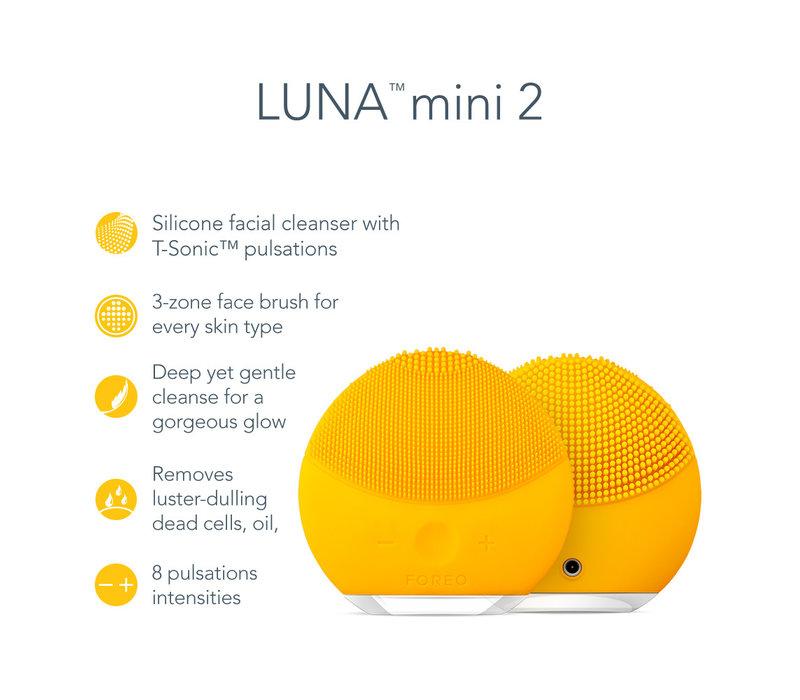 Foreo LUNA Mini 2 Sunflower Yellow