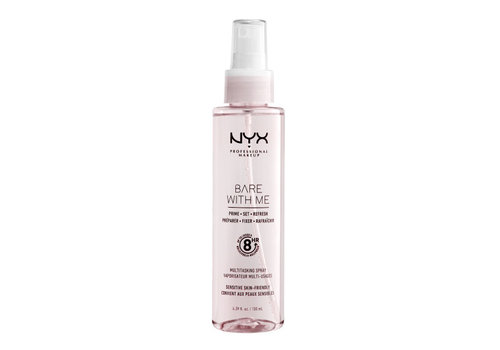 NYX Professional Makeup Bare with Me Prime Set Refresh Spray
